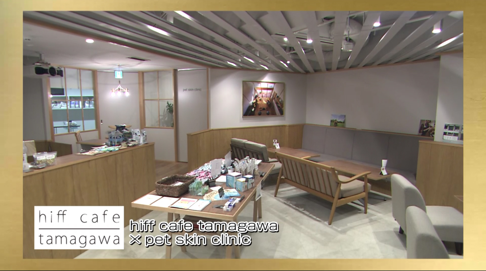 hiff cafe tamagawa